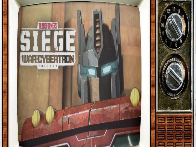 EPISODE 95: Transformers: War for Cybertron with Composer Alexander Bornstein
