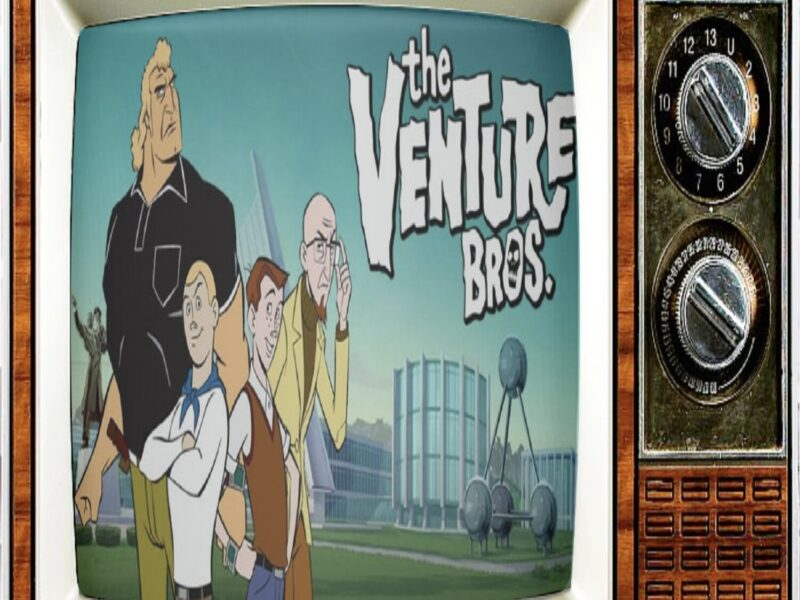 Episode 97: The Venture Bros Episode: Late But Not Forgotten w/Jackson Public