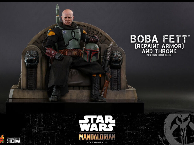 SIDESHOW CON Teases NEW Hot Toys Star Wars and Marvel Figures