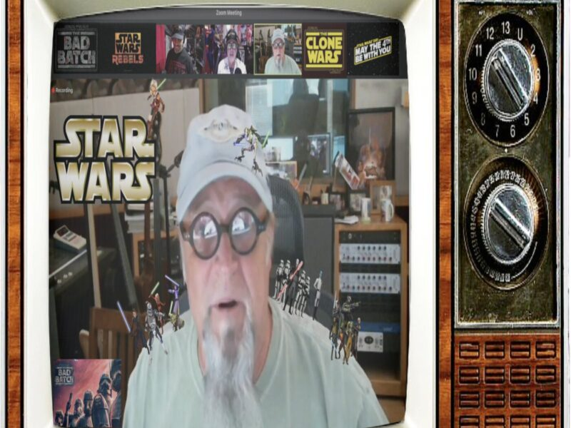 Episode 108: The Bad Batch KEVIN KINER: A Star Wars Composer Second to One!