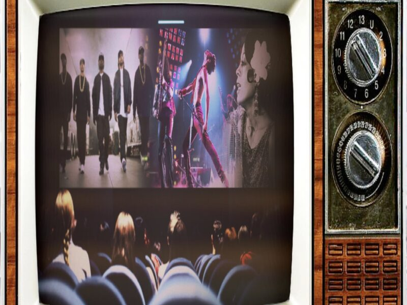 Episode 106: Movie Music Biopics, The Journey of a Lifetime with THE INDEPENDENTS