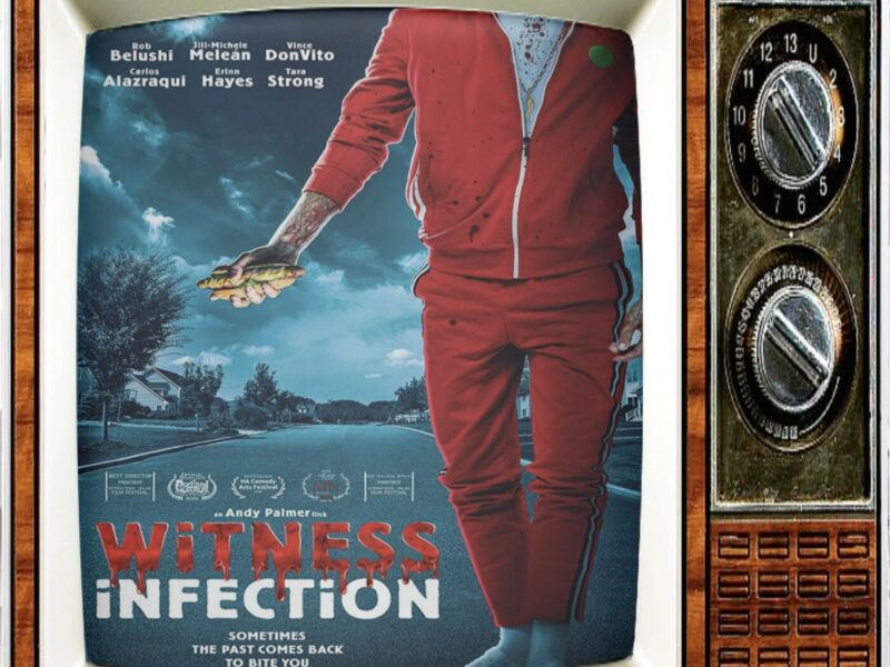Episode 107: Take a Bite Out of the Horror Comedy Genre w/ Carlos Alazraqui WITNESS INFECTION