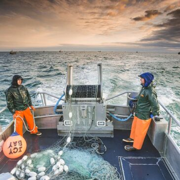 Alaskan Fishermen Encouraged By Climate Change Executive Order
