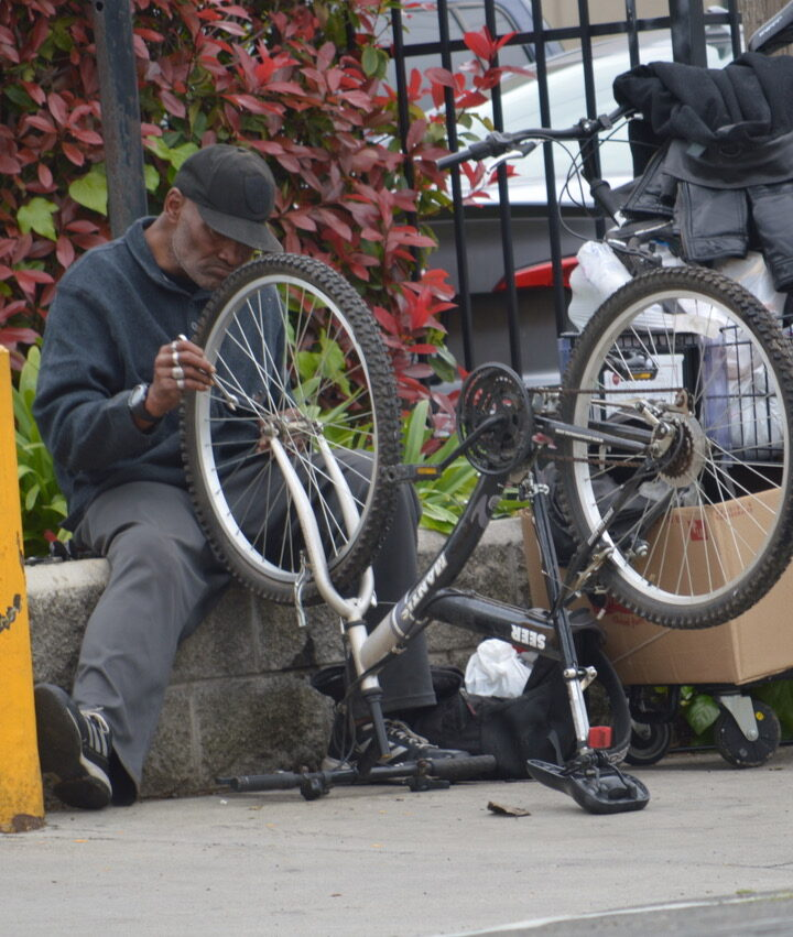 Housing the Homeless: COVID-19 Has Forced California's Hand