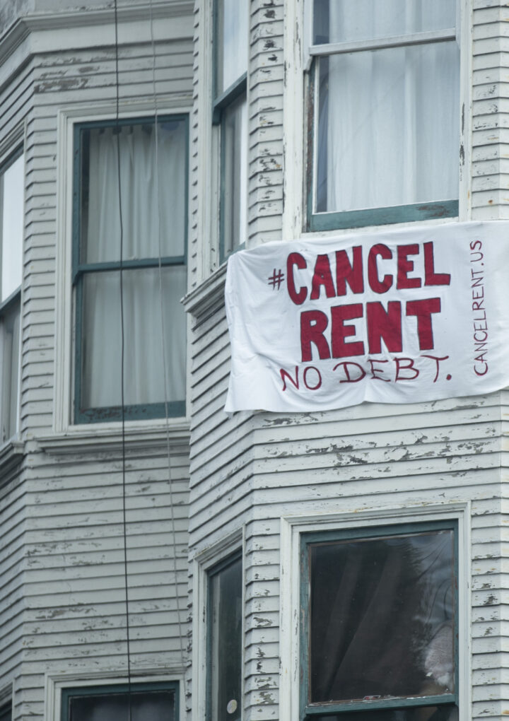 What will California do about the rent?