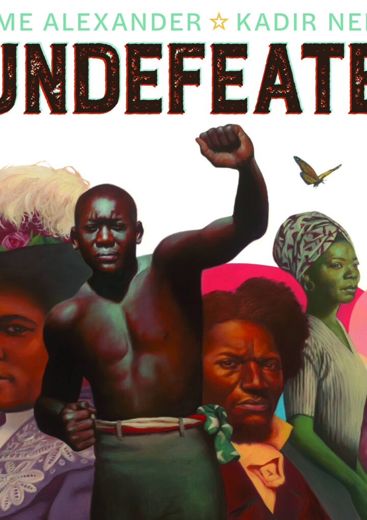 """""""The Undefeated"""" by Kwame Alexander, illustrations by Kadir Nelson"""