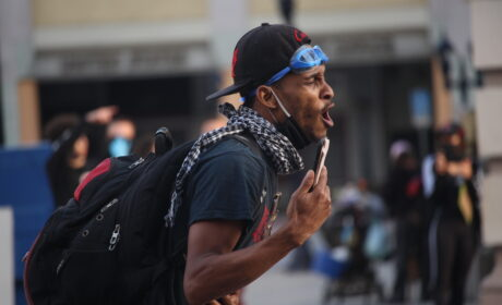 Chaos, Violence Clash with Spirit of Community at George Floyd Protests in California