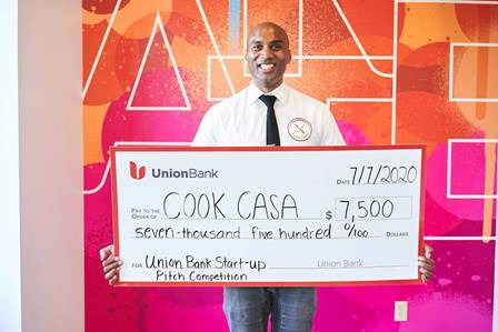 Second Annual Union Bank Start-Up Pitch Competition Winners Announced