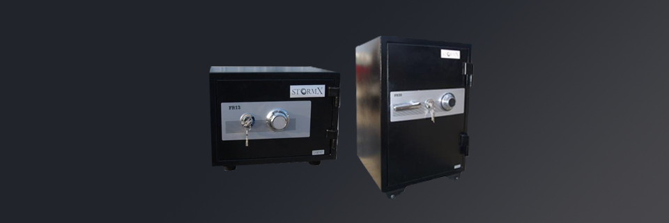 StormX UL Rated Fire Safes (1 Hour Fire Rating)