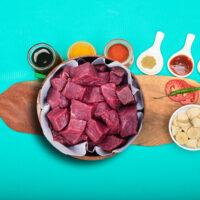 Boneless Mutton Curry Cut