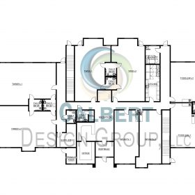 northwest traditional childcare Floor Plan