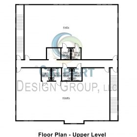 northwest traditional childcare floor plan for sale