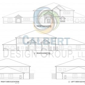northwest traditional childcare building elevations