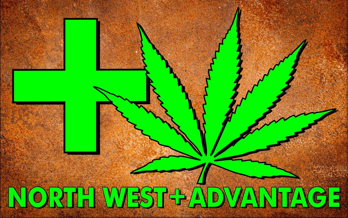 Northwest Advantage sign