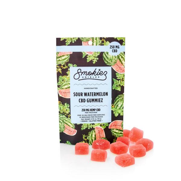 cbd-gummies-sour-watermelon-flavor