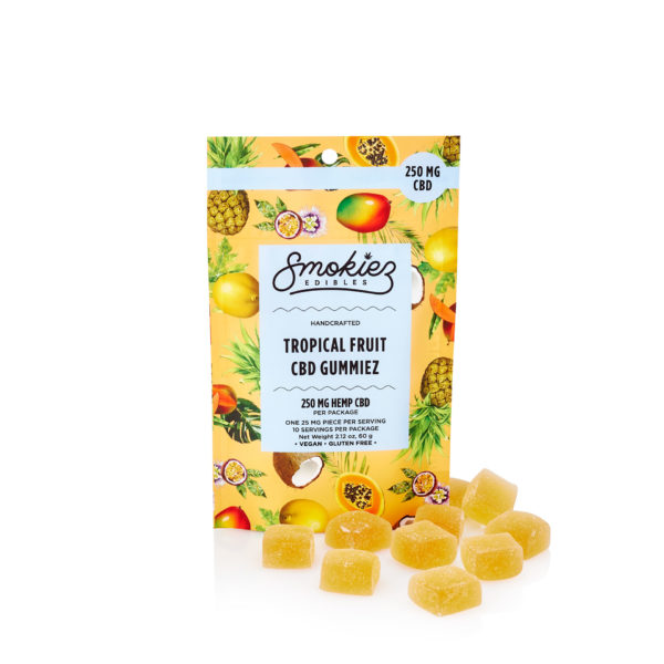 cbd-gummies-tropical-fruit-flavored