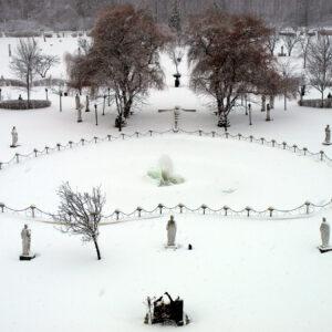 022610 4433 Snowy Rosary Pool