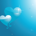 Heart Star circle
