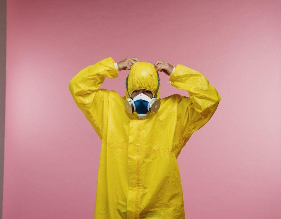 professional coronavirus cleaning service