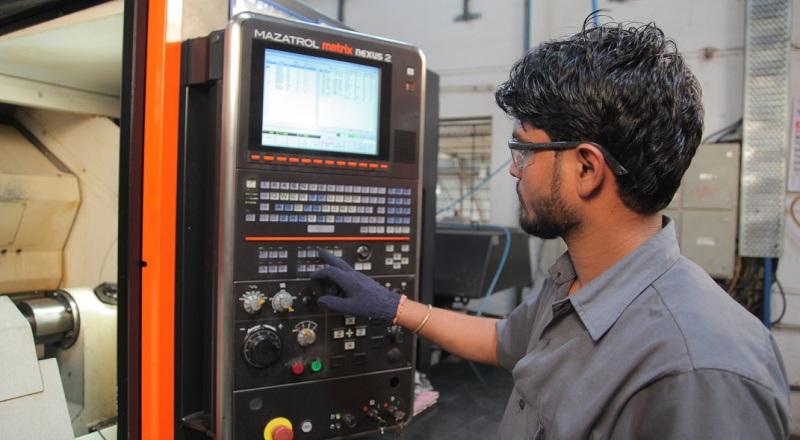 Tushar Industry - Pioneers in creating the extraordinary through the brilliancy of CNC machines