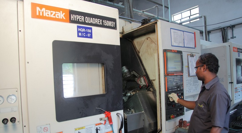 Tushar Precicomp Pvt. Ltd. – Mastering our way to CNC machined products