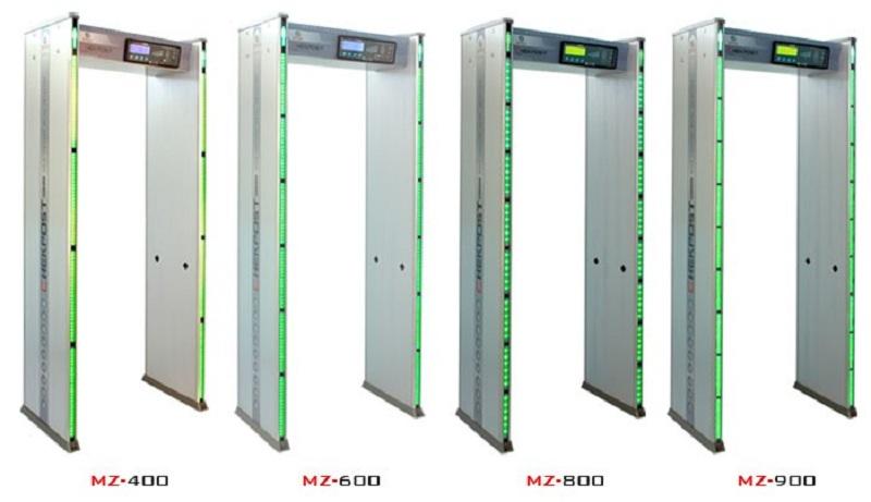 History of metal detector