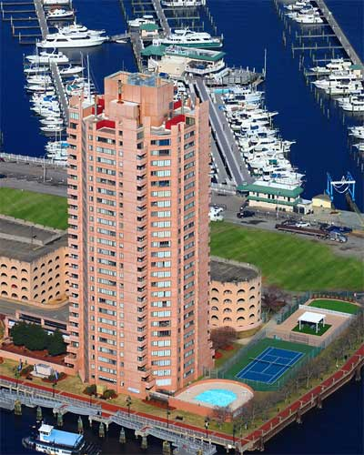 Harbor Tower Apartments