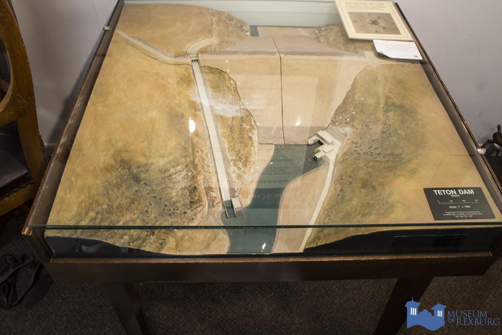 Teton Flood Model