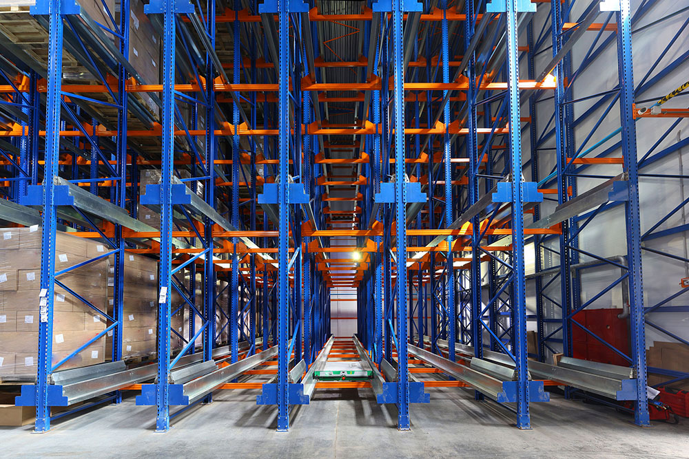 Automated Storage and Retrieval Systems (AS/RS)