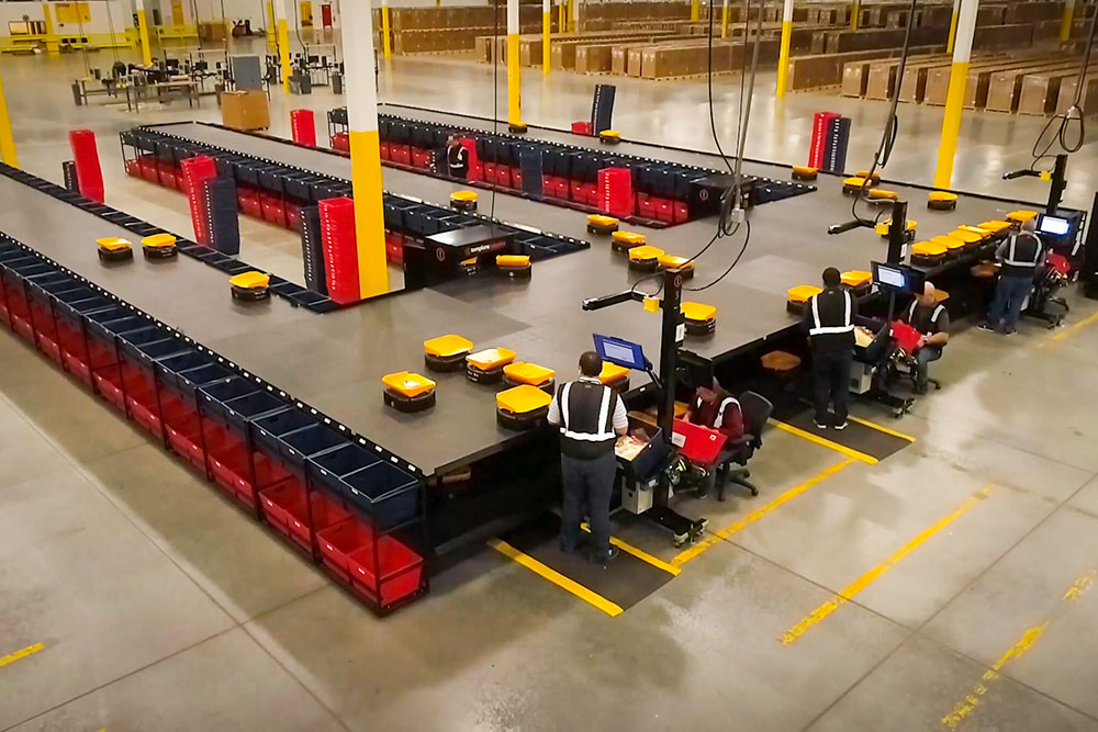Automated Fulfillment