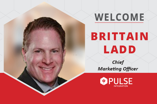 PULSE Integration Welcomes Brittain Ladd, Chief Marketing Officer