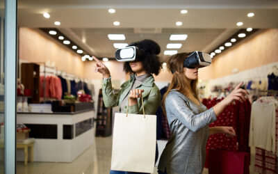 Is Virtual Shopping the Way of the Future?