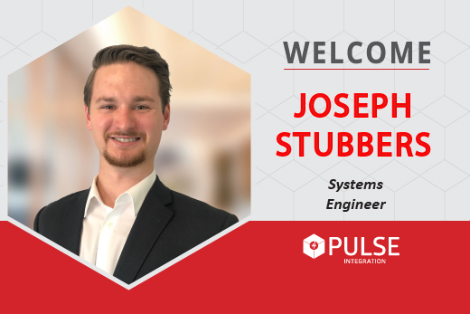 Welcome Joseph Stubbers