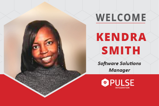 PULSE Integration Welcomes Kendra Smith, Software Solutions Manager