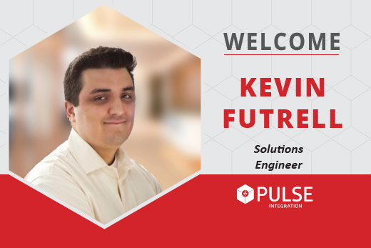 Welcome Kevin Futrell