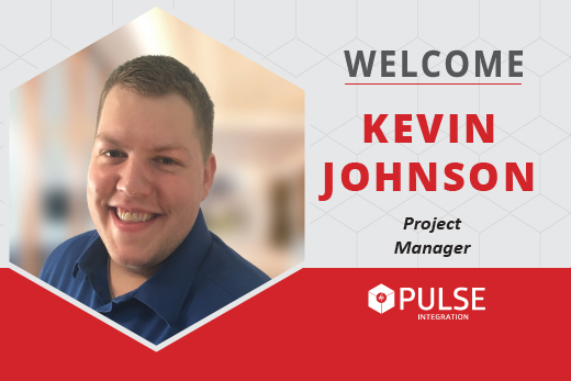 Welcome Kevin Johnson