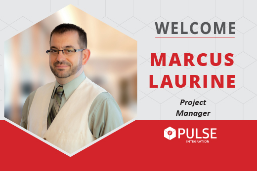 Welcome Marcus Laurine