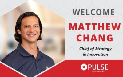 PULSE Announces Matthew Chang as Chief of Strategy and Innovation