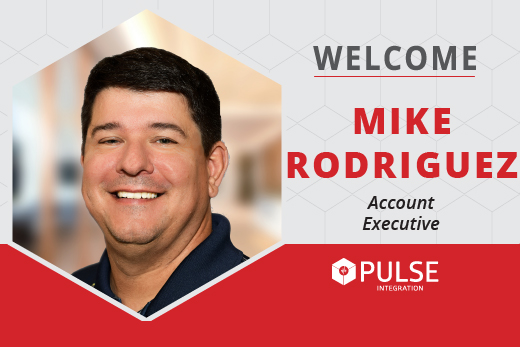 Welcome Mike Rodriguez