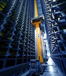Mini Load Automated Storage and Retrieval System (AS/RS)