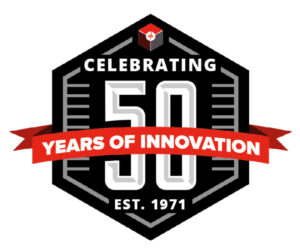 Celebrating 50 Year's Of Innovation