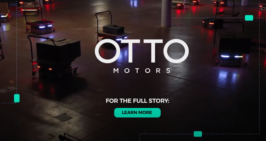 PULSE Integration and OTTO Motors Deploy the Largest AMR Fleet