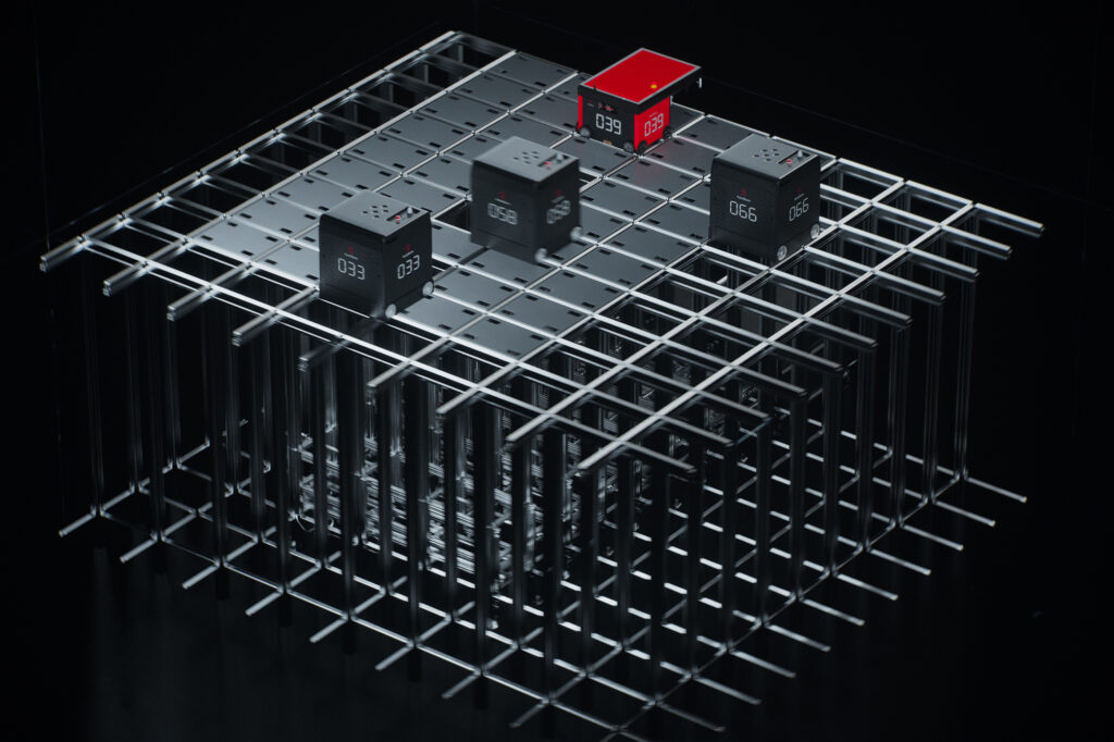 Product Feature - AutoStore - The Cube Storage Pioneers