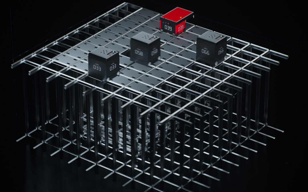 Product Feature: AutoStore: The Cube Storage Pioneers