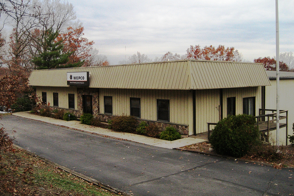 WEPCO Pittston office