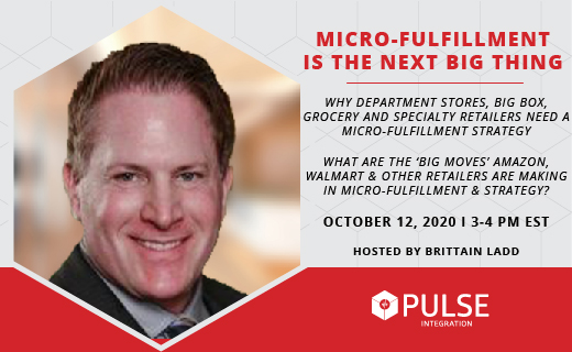 Strategy. The Big Moves in Micro-Fulfillment
