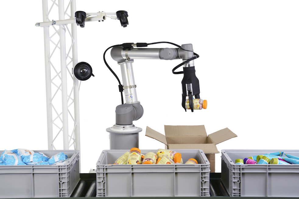 Robotic Picking