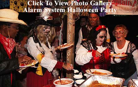 2014 - Alarm System Halloween Party
