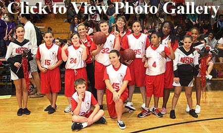 Special Olympic Basketball - NSB Middle School Travels to Spruce Creek High School - Photo Gallery
