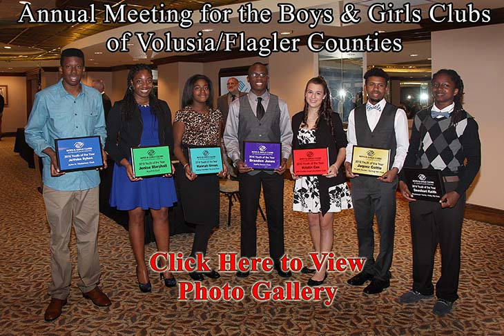 Boys & Girls Clubs Annual Meeting of Volusia Flagler Counties